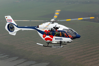 Wiking Helikopter Service / Airbus Helicopters H145 / test reg D-HADD