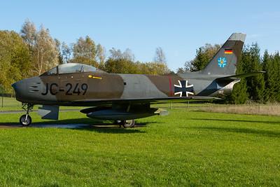 German Air Force / Canadair CL-13A / JC-249