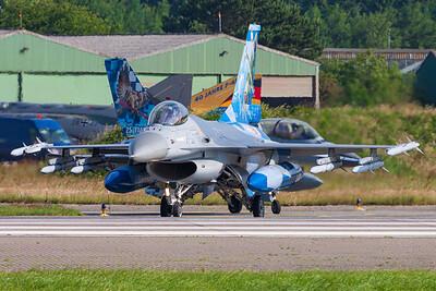 Belgium - Air Force / General Dynamics F-16AM  / FA-110