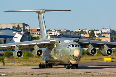 Russia - Gromov Flight Research Institute / Beriev Be-976 / 76453