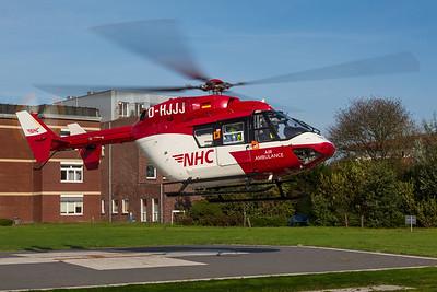 Northern Helicopter / MBB BK117B-2 / D-HJJJ