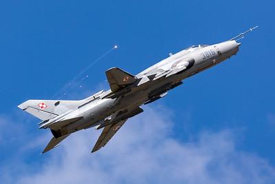 Polish Air Force / Sukhoi Su-22M4 Fitter K / 3816