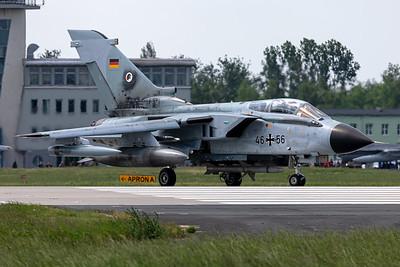 German Airforce / Panavia Tornado ECR / 46+56