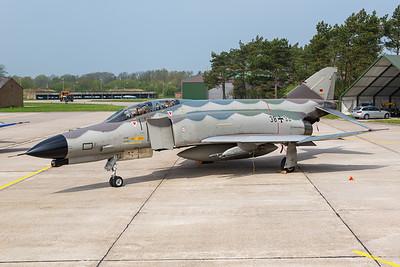 Germany - Air Force / McDonnell Douglas F-4F Phantom II / 38+33