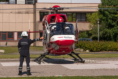 Northern Helicopter / MBB BK117B-2 / D-HDRH