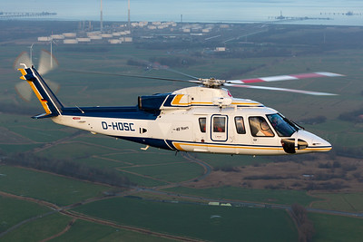 Wiking Helikopter Service / Sikorsky S-76B / D-HOSC