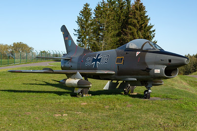 German Air Force / Fiat G.91R/3 / 33+03