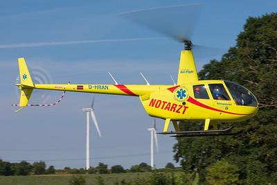 Heli-Flight / Robinson R44 Raven II / D-HRAN