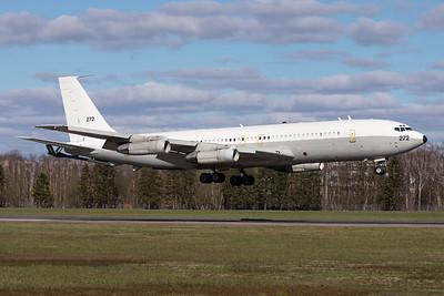 Israel - Air Force / Boeing 707-3L6C Re'em  / 272