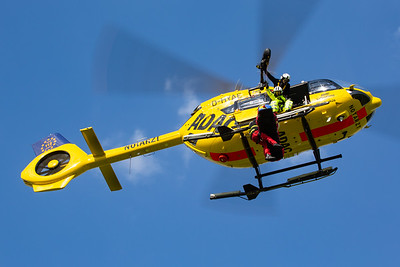 ADAC Luftrettung / Airbus Helicopters H145 / D-HYAE