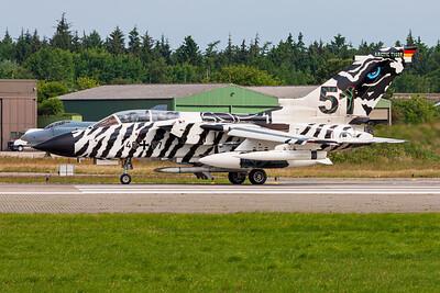 Germany - Air Force / Panavia Tornado ECR / 46+57