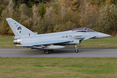 German Air Force  / Eurofighter Typhoon EF2000 / 30+73