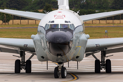 United Kingdom - Royal Air Force (RAF) / Boeing RC-135W Rivet Joint / ZZ665