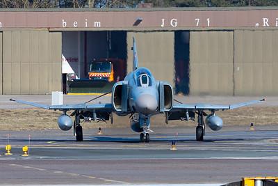 Germany - Air Force / McDonnell Douglas F-4F Phantom II / 38+48
