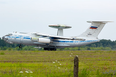 Russian Air Force / Ilyushin IL-76LL / 76455