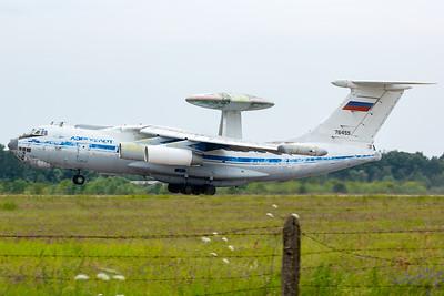 Russian Air Force / Ilyushin IL-76LL / 76455