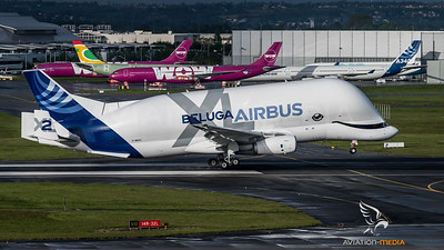 Airbus Industrie / Airbus A330-743L / F-WBXS