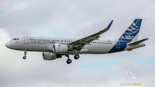 Airbus Industries / Airbus A320-211(SL) / F-WWBA