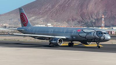 Niki / Airbus A321-211 / OE-LES