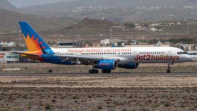 Jet2 Holidays / Boeing B757-23N(WL) / G-LSAK