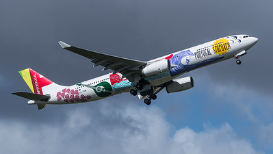 TAP / Airbus A330-343 / CS-TOW / Portugal Stopover Livery