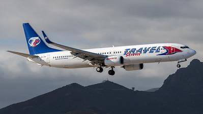 Travel Service / Boeing B737-9GJ / OK-TSI