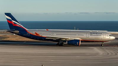 Aeroflot / Airbus A330-243 / VP-BLX