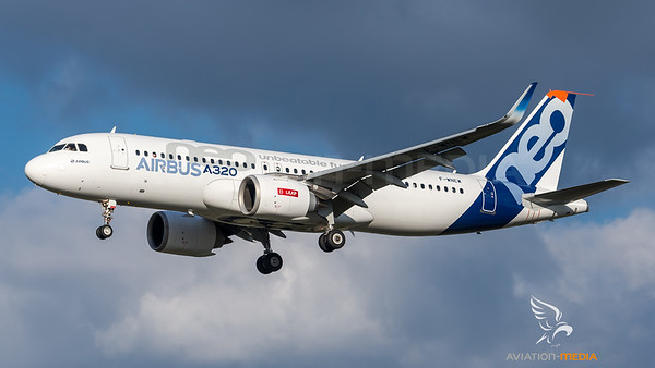 Airbus Industries / Airbus A320-251N / F-WNEW