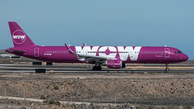 WOW Air / Airbus A321-211(WL) / TF-MOM