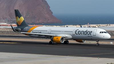 Condor / Airbus A 321-211(WL) / D-AIAC