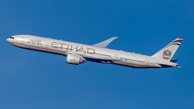 Etihad /Boeing B777-3FX(ER) / A6-ETL