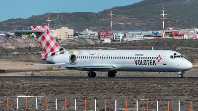 Volotea / Boeing B717-23S / EC-MGT