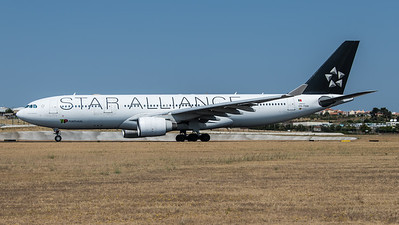 TAP / Airbus A330-223 / CS-TOH / Star Alliance Livery