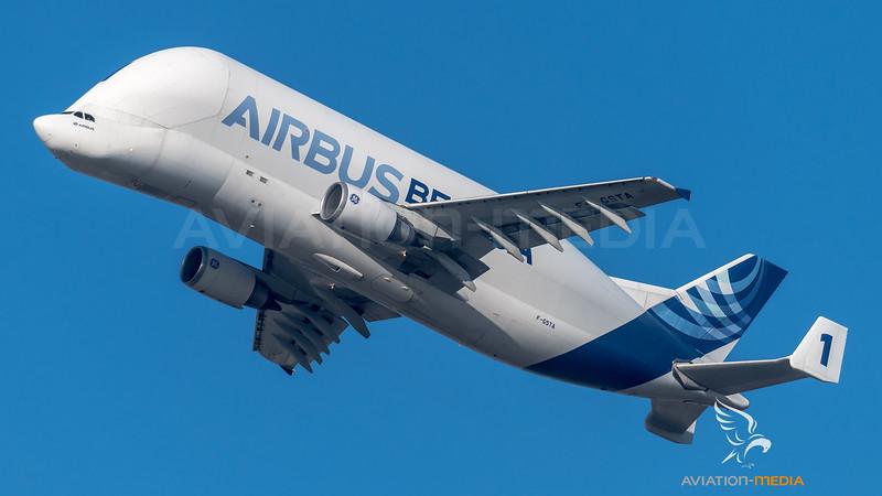 Airbus Transport International / Airbus A300B4-608ST / F-GSTA