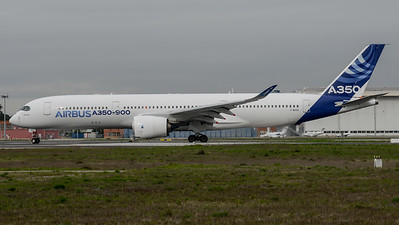 Airbus Industries / Airbus A350-941 / F-WZGG