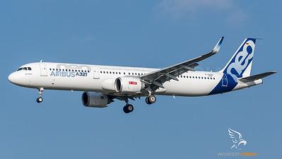 Airbus Industries / Airbus A321-251N / D-AVXB