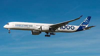 Airbus Industries / Airbus A350-1041 / F-WWXL