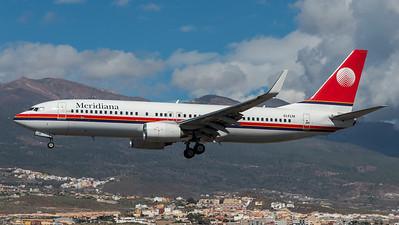 Meridiana / Boeing B737-85F / EI-FLM