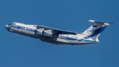 Volga Dnepr / Ilyushin Il-76TD-90VD / RA-76503