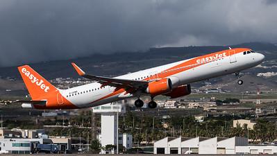 Easyjet / Airbus A321-251NX / G-UZMD