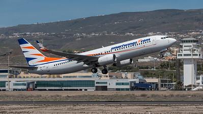 Smartwings / Boeing B737-8GJ / OK-TSF