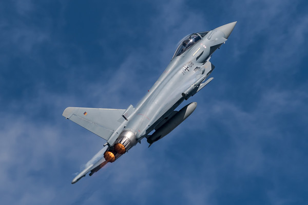 Luftwaffe TaktLwG 71 / Eurofighter Typhoon / 31+08