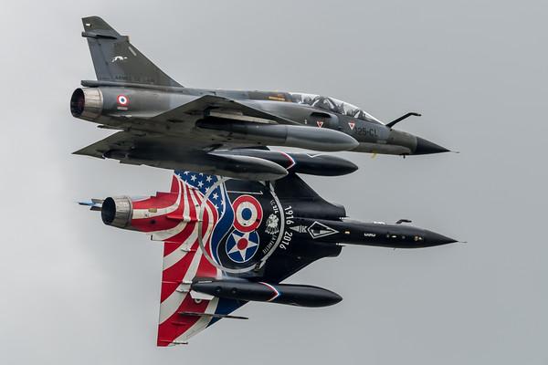 Armee de l'Air EC 2-4 / Dassault Mirage 2000N / 125-AM 353, 125-CI 375