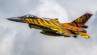 Belgian Air Force 31 Squadron / Lockheed Martin F-16AM Falcon / FA-77 / Tigermeet 2016
