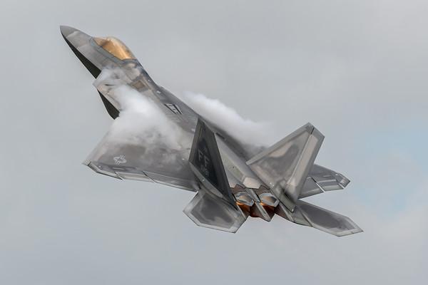 US Air Force / Lockheed Martin F-22A Raptor / 09-0191
