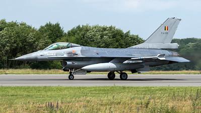 Belgian Air Force 1st Squadron / General Dynamics F-16AM / FA-135