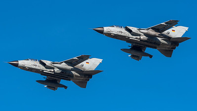 German Air Force TLG-33 / PANAVIA Tornado IDS / 45+67 % 45+64