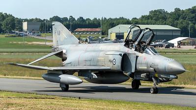 Hellenic Air Force 338 Mira / McDonnell Douglas F-4E Phantom II / 01534