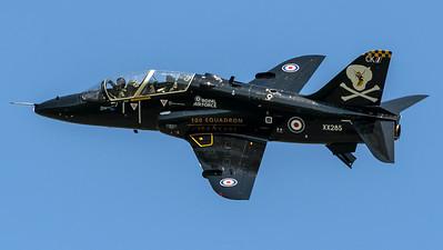 Royal Air Force 100 Squadron / BAe Hawk T.1 / XX285