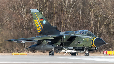 German Air Force WTD-61 / PANAVIA Tornado ECR / 98+79 / ASSTA 3.1 Livery